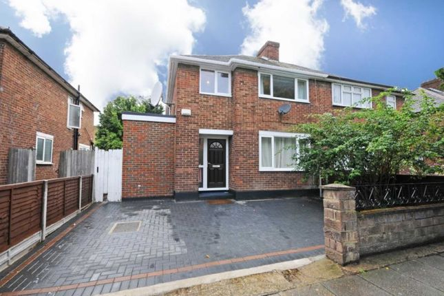 Thumbnail Semi-detached house for sale in First Avenue, London