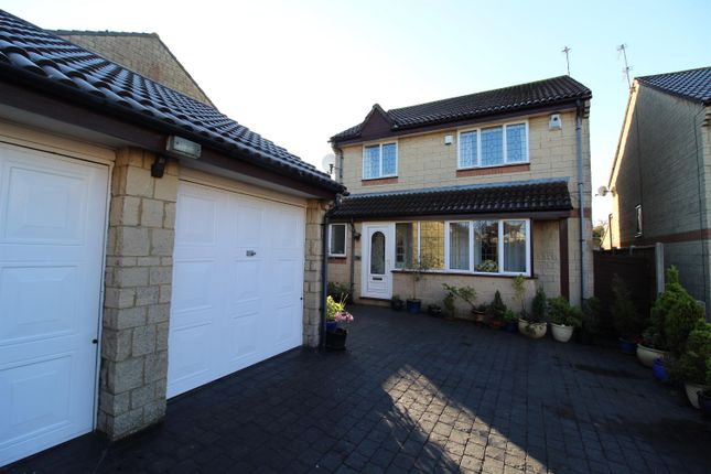 Thumbnail Detached house for sale in Staunton Fields, Whitchurch, Bristol