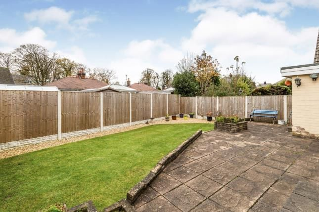 Garden of Highfield Avenue, Farington, Leyland, Lancashire PR25