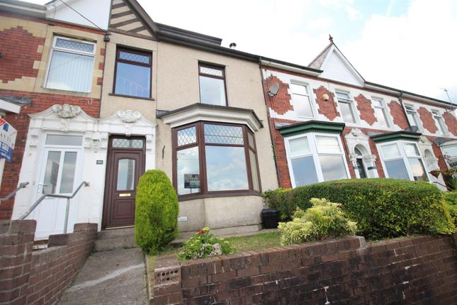 Thumbnail Terraced house to rent in Bushy Park, Wainfelin, Pontypool