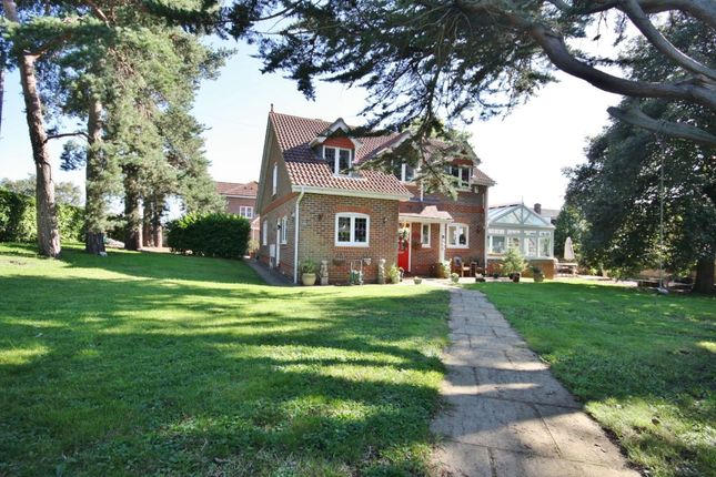 Thumbnail Detached house for sale in Locks Heath Park Road, Locks Heath, Southampton