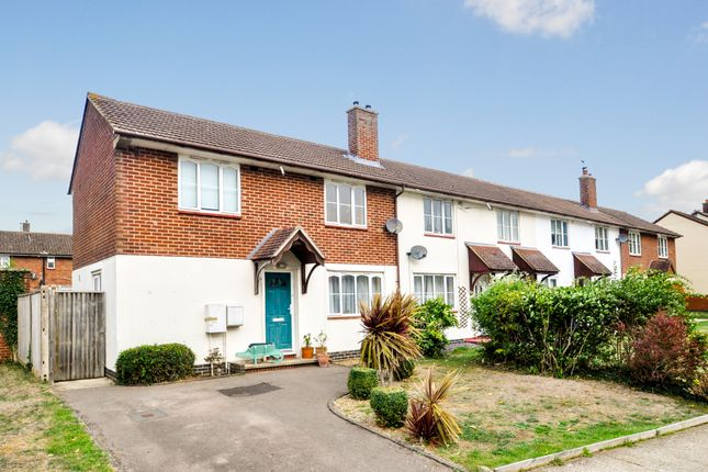 Thumbnail Semi-detached house for sale in East Hawthorn Road, Ambrosden, Bicester