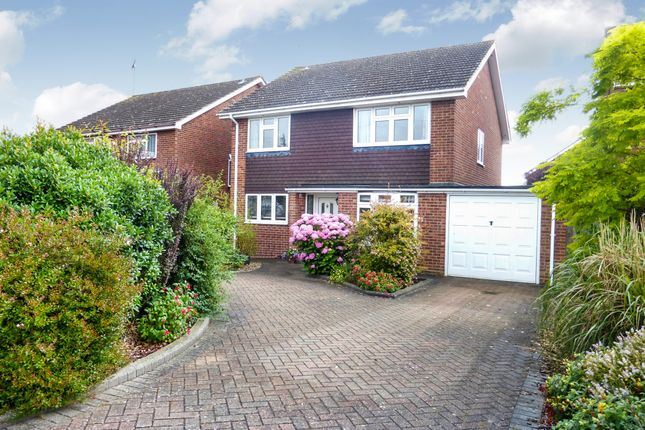 Thumbnail Detached house for sale in Bluebell Wood, Billericay