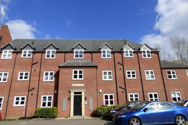 2 bed flat to rent in Ripley Court, Millbank Place, Nottingham
