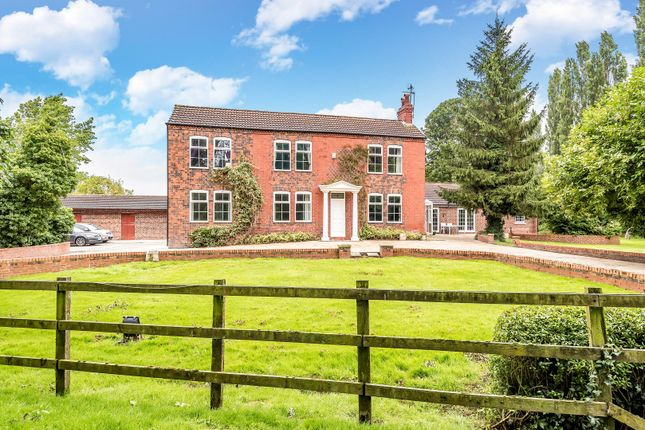 Thumbnail Detached house for sale in Topham Ferry Lane, Sykehouse, Goole