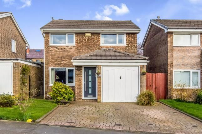 Thumbnail Detached house for sale in Greenbarn Way, Blackrod, Bolton, Greater Manchester