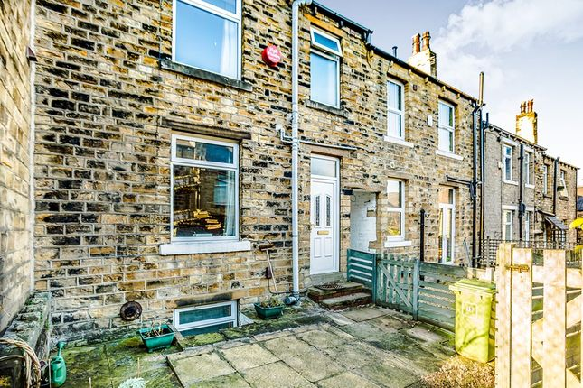 Thumbnail Terraced house for sale in Lister Street, Moldgreen, Huddersfield