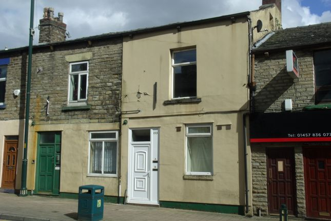 Thumbnail Flat to rent in Manchester Road, Mossley