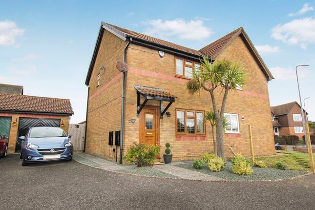 Thumbnail Detached house for sale in Readers Way, Rhoose, Barry