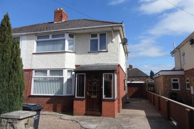 Thumbnail Property to rent in Dinedor Avenue, Hereford. Herefordshire