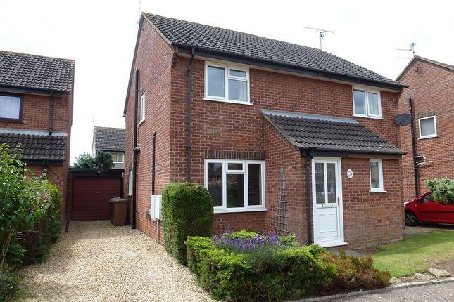Thumbnail Semi-detached house to rent in Sevenacres, Orton Brimbles, Peterborough