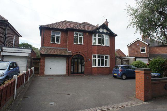 Thumbnail Detached house for sale in Green Lane, Padgate, Warrington