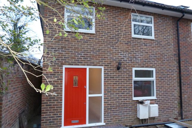 Thumbnail Terraced house to rent in Lawton, Loughton