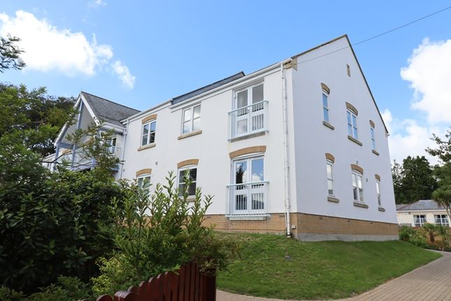 Thumbnail Flat for sale in 12 Nare House, Roseland Parc, Tregony, Cornwall