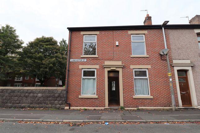 Thumbnail Terraced house for sale in Lancaster Street, Blackburn