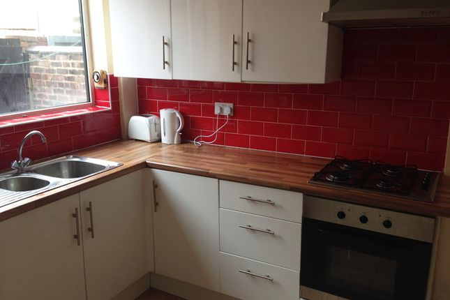 Thumbnail Terraced house to rent in Fortuna Grove, Burnage/Fallowfield, Manchester