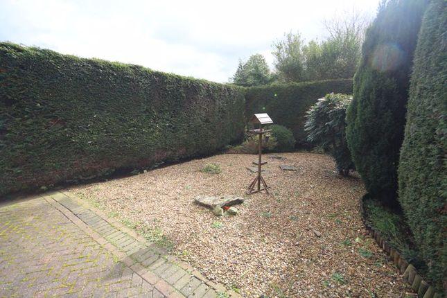 Rear Garden of Dew Meadow Close, Lower Healey, Rochdale OL12