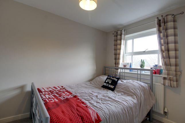 Bedroom Two of Purslane Gardens, Titchfield, Fareham PO15
