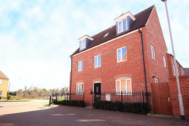 Thumbnail Property to rent in Ribston Close, Bedford