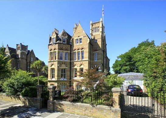 Thumbnail Detached house for sale in Riverdale Road, East Twickenham, Richmond