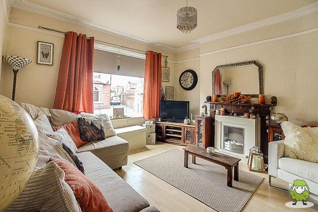 Thumbnail Semi-detached house for sale in Marbury Road, Vicars Cross, Chester