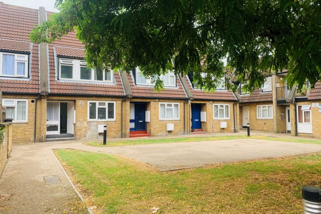 Thumbnail Terraced house to rent in Griffin Close, Willesden Green