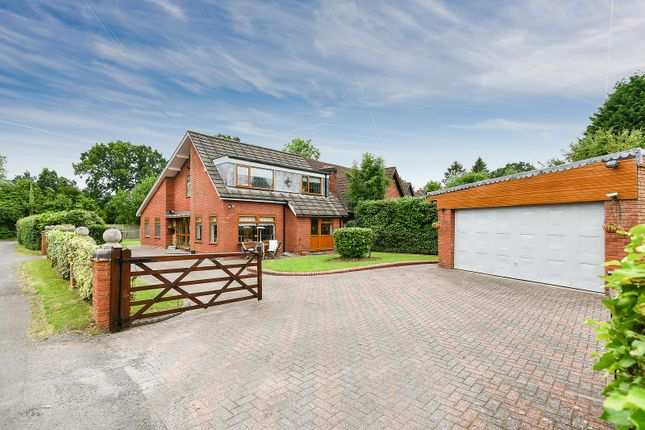 4 bed detached house for sale in Birchy Close, Shirley, Solihull B90
