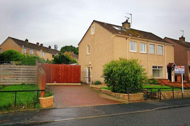 Thumbnail Semi-detached house for sale in Maclean Place, Gorebridge