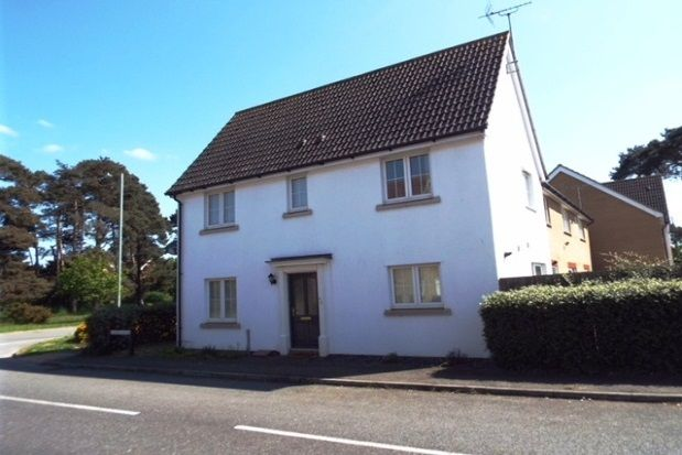 Thumbnail Semi-detached house to rent in Juniper Road, Red Lodge, Bury St. Edmunds