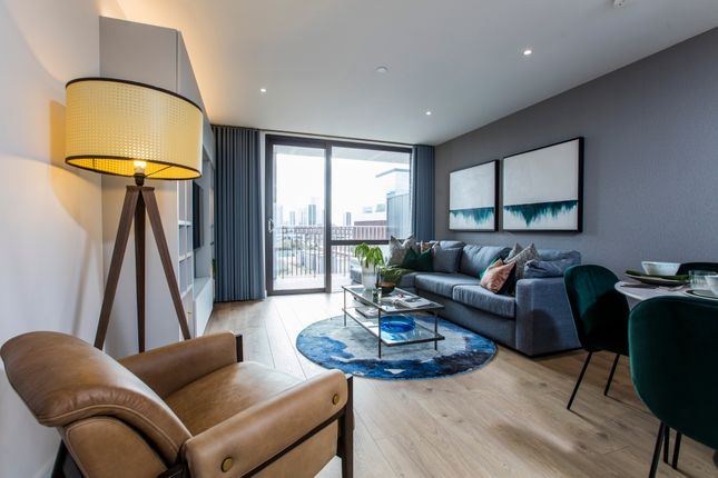 Thumbnail Flat for sale in Penny Brooke Street, Stratford