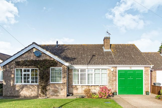 Thumbnail Bungalow for sale in Arden Moor Way, North Hykeham, Lincoln