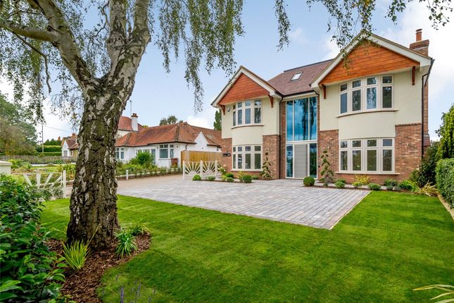 Thumbnail Detached house for sale in Billing Road East, Abington, Northampton, Northamptonshire
