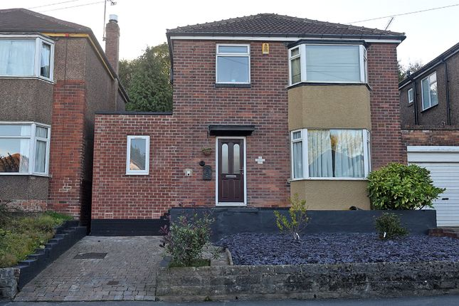 Thumbnail Detached house for sale in Westwick Crescent, Greenhill, Sheffield