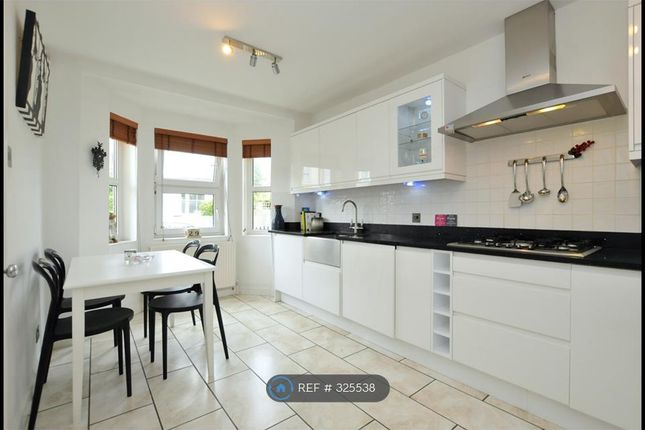 Thumbnail Terraced house to rent in Kersley Road, London