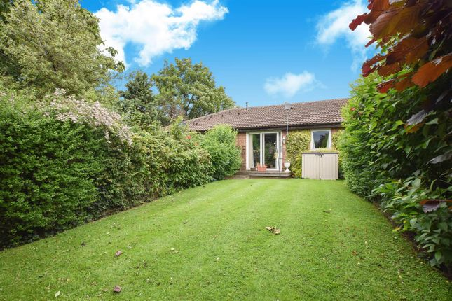 Thumbnail Semi-detached bungalow for sale in Birch Walk, The Firs, Nottingham
