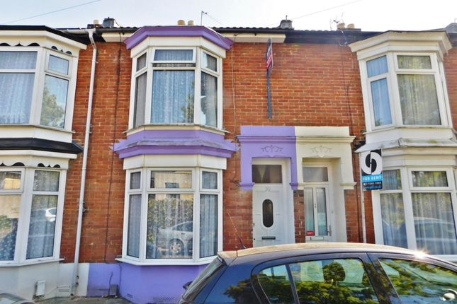 3 bed terraced house for sale in Cranleigh Avenue, Portsmouth