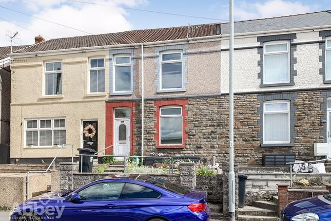 Thumbnail Terraced house for sale in Llantwit Road, Neath