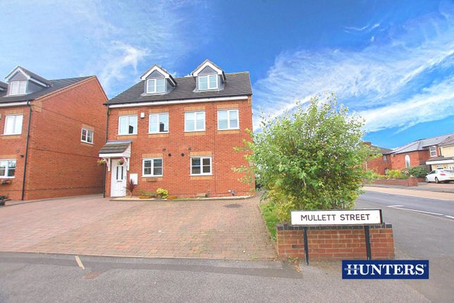 Thumbnail Semi-detached house to rent in Mullett Street, Brierley Hill