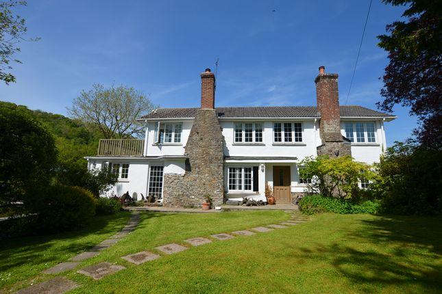 Thumbnail Detached house for sale in Bickleton, Fremington, Barnstaple