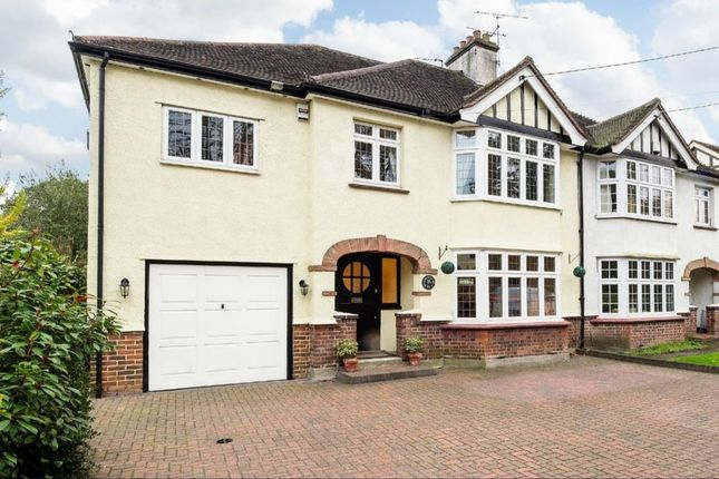 Thumbnail Semi-detached house for sale in London Road, Braintree