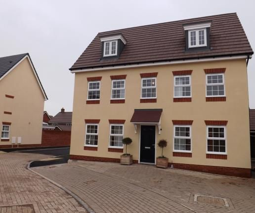 Thumbnail Detached house for sale in The Warwick, Station Road, Honeybourne, Evesham