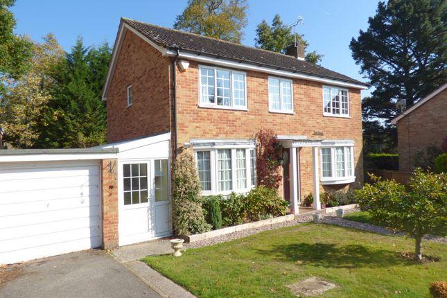 Thumbnail Detached house for sale in Guillards Oak, Midhurst