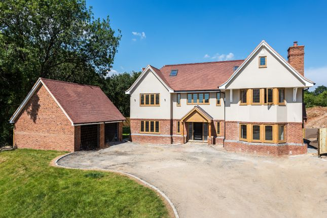 Detached house for sale in Tithepit Shaw Lane, Warlingham