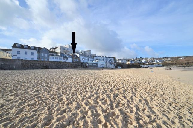 Thumbnail End terrace house for sale in Porthmeor, St Ives, Cornwall