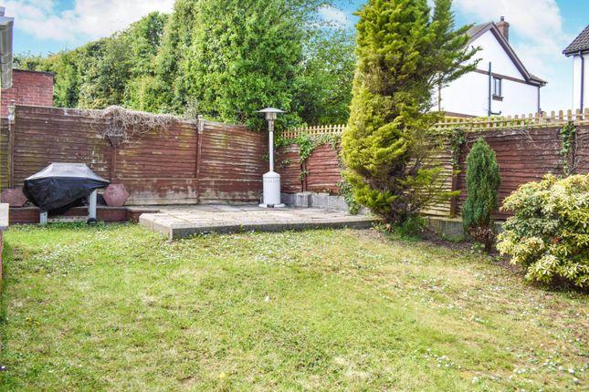 Rear Garden of Malory Gardens, Lisburn BT28