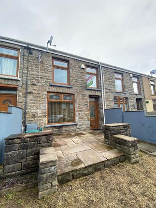 Thumbnail Terraced house for sale in Bute Street, Treherbert, Treorchy, Rhondda, Cynon, Taff.