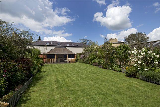 Garden of Norham Road, Oxford OX2