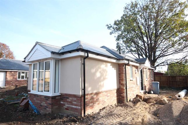 Thumbnail Bungalow for sale in Plot Three, Ship Mews, 440-448 Old Road, Clacton-On-Sea