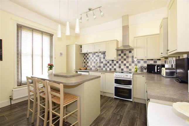 Thumbnail Maisonette for sale in Queens Road, Ryde, Isle Of Wight