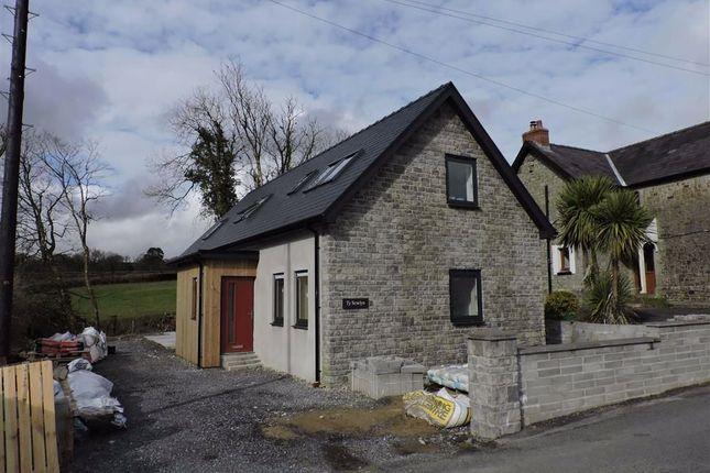 Thumbnail Detached house for sale in Salem, Llandeilo